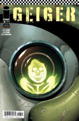 Geiger #6 Main Cover