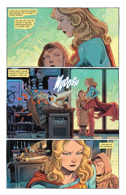 Supergirl: Woman of Tomorrow 3 DC Comics News