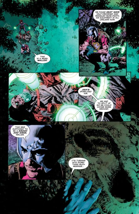 DC Comics News The Swamp Thing 7