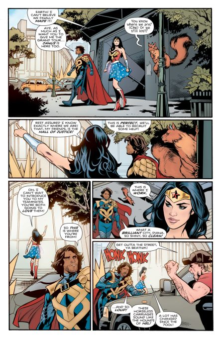 Wonder Woman 777 DC Comics news