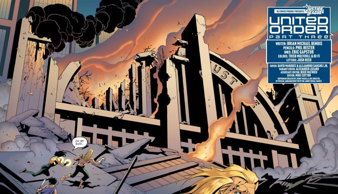 Justice League #66 - DC Comics News