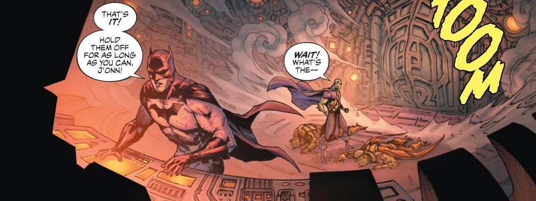 Justice League: Last Ride #4 - DC Comics News