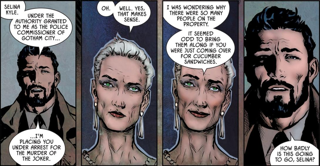 Batman/Catwoman #7 - DC Comics News