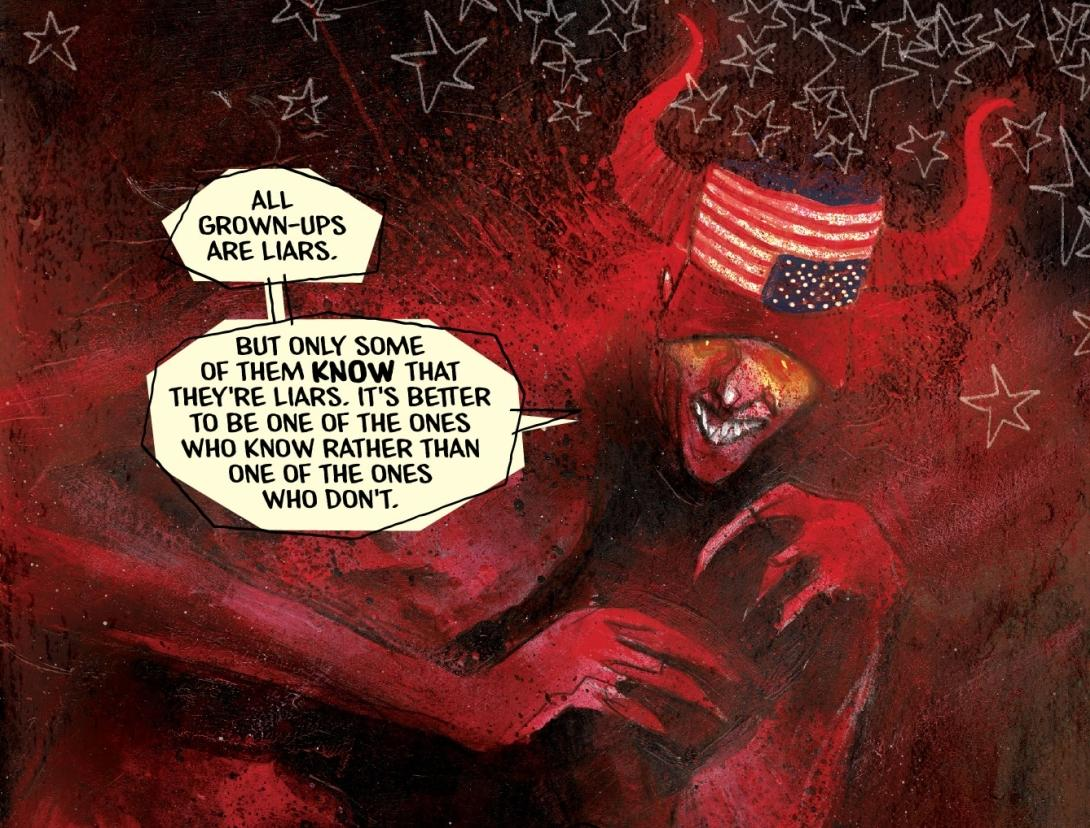 Indie Comics Review: The Department Of Truth #12 - DC Comics News