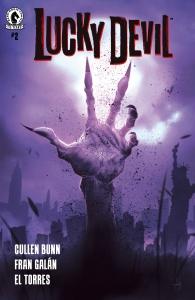 Lucky Devil #2 - DC Comics News