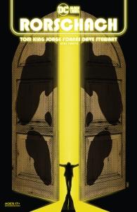 Rorschach #12 - DC Comics News