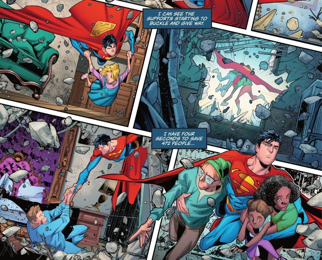 Superman: Son of Kal-El #3 - DC Comics News