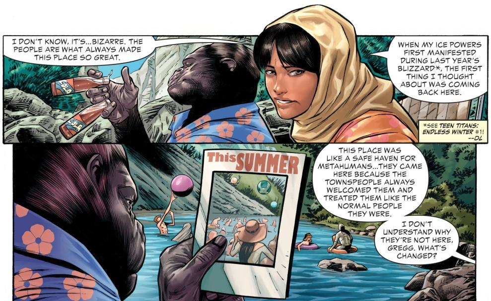 Teen Titans Academy #6 - DC Comics News