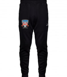 Quincy Fitted Warm Up Pants 3705