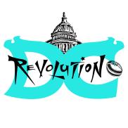 DC Revolution Logo -small