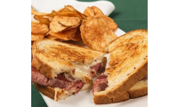 Corned Beef and Swiss