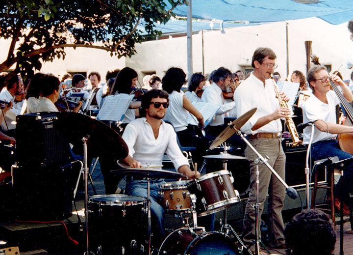 santa fe symphony dc duncan drummer
