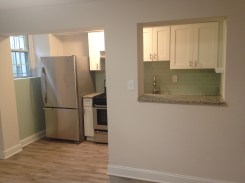 This is my beautiful new kitchen. We move in on Friday - more pictures to come!