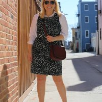 How to Style Leopard for Work