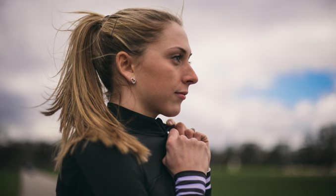 How cyclist Laura Trott conquered 'The Chimp' to win Olympic gold