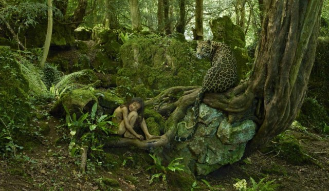 Feral children': Abandoned by parents and raised by animals