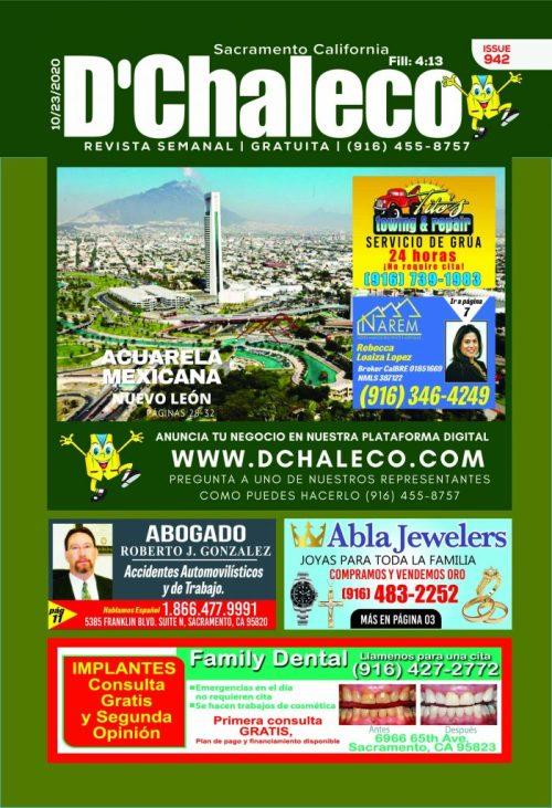 Cover D'Chaleco 941