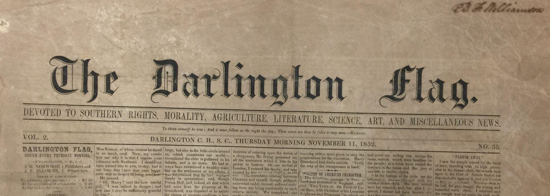 darlington flag.JPG