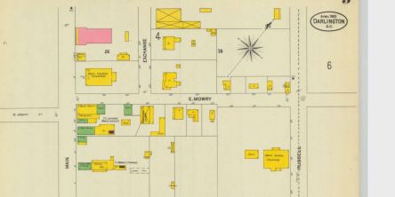 Street Map 1902 - Darlington - Macedonia