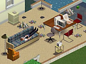 Image from The Sims