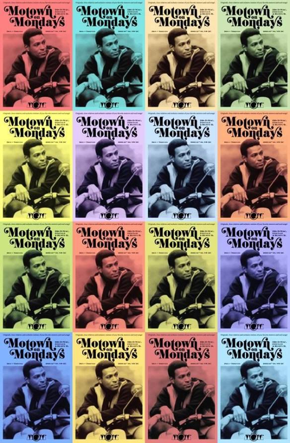Motown on Mondays