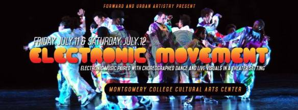 FORWARD and Urban Artistry Present: Electronic Movement
