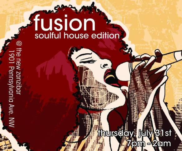 Fusion Thursdays: Soulful House Edition