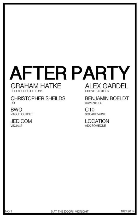 After Party, Baltimore