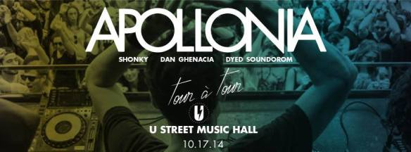 Apollonia (Shonky, Dyed Soundorom, Dan Ghenacia) -- Open to Close Set!