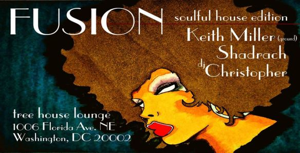 Fusion: Soulful House Edition at Treehouse Lounge