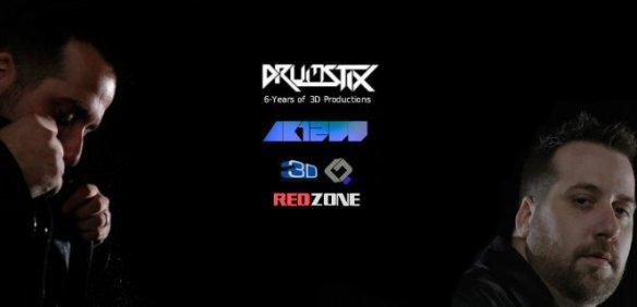 Drumstix #6 w/ AK1200 at Redzone Nightlife Fairfax