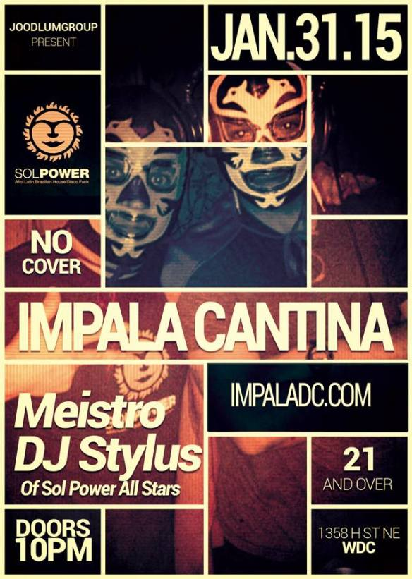 Meistro & DJ Stylus of Sol Power All-Stars at Impala