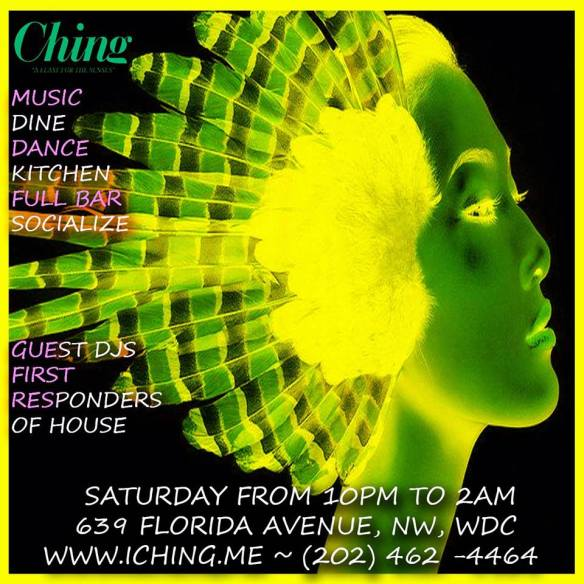 I Ching with 1st Responders of House at I Ching