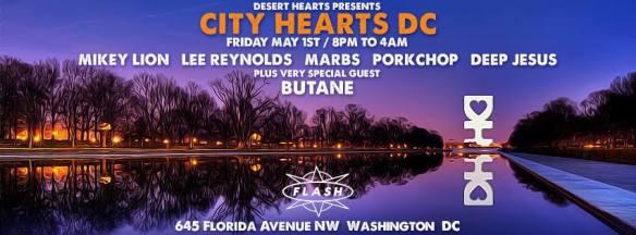 Desert Hearts DC