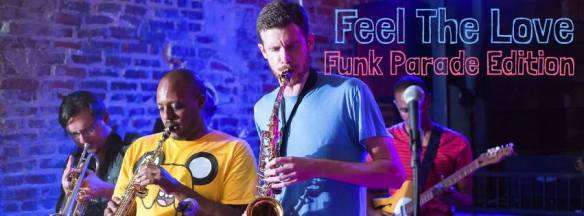 Feel the Funk : DC AS FUNK Parade Edition at Flash