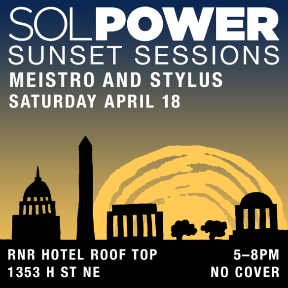 Sol Power Sunset Sessions at The Rock'n'Roll Hotel
