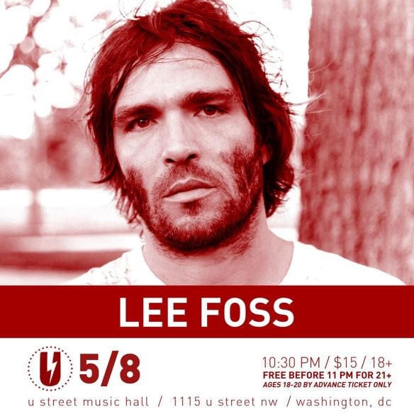 Lee Foss with Juan Zapata, and Edo at U Street Music Hall