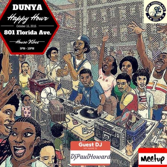 House vibez at Dunya