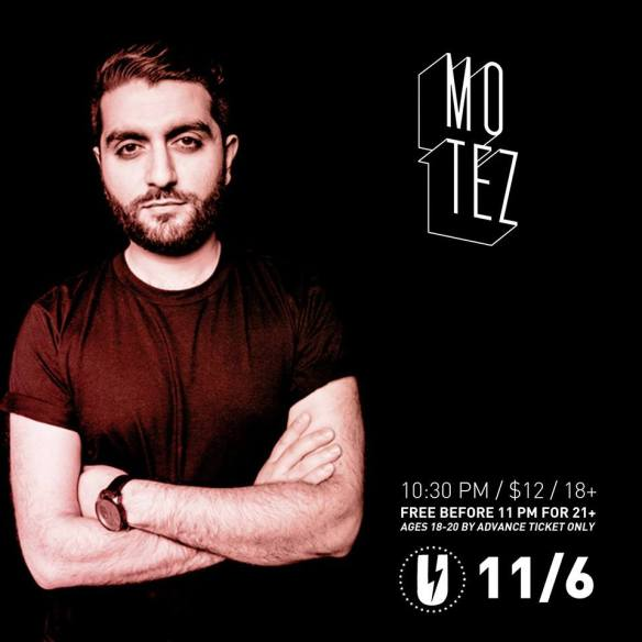 Motez with Sumner at U Street Music Hall