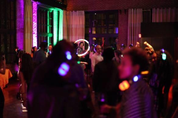 Holiday Silent Disco with DJ Sabeel Chohan, DJJeNeSaisKwa and DJ BEATrix at The Hard Rock Cafe
