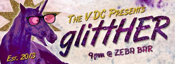 Glitter with DJ Deedub Tezrah at Zeba Bar