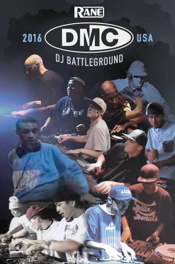 2016 DMC Washington DC DJ Battle at U Street Music Hall