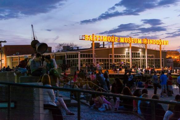 The Gathering Season Kick Off with Ultra Nate and Lisa Moody at Baltimore Museum of Industry