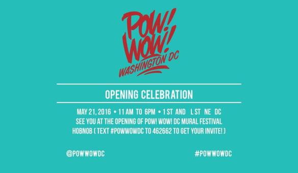 Pow Wow DC Opening Celebration with Basecamp, Vanniety Kills and Ayes Cold at 1st and L Streets NE