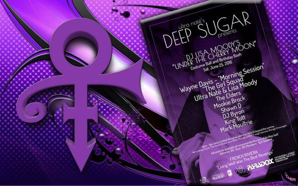 "Deep Sugar Presents Lisa Moody's ""Under the Cherry Moon"" Costume Ball & Birthday Bash at The Paradox, Baltimore"