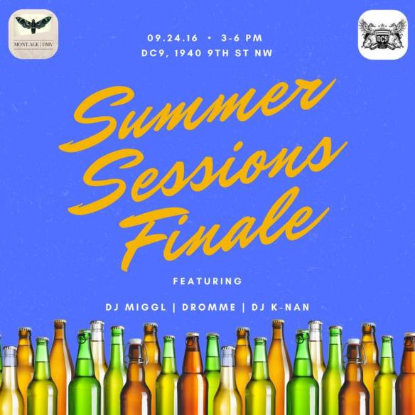 Sunset Sessions Happy Hour with Dj MiGGL, DROMME & DJ K-NAN at DC9 Nightclub