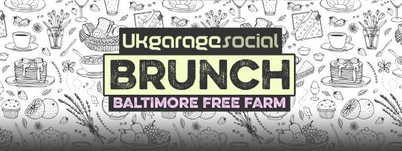 The UKG Social Brunch with William Hicks, Bart Shiflett, Kyczar & Kenny99 at Baltimore Free Farm, Baltimore
