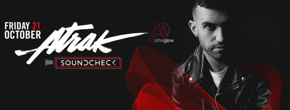 AFTERglow presents A-Trak at Soundcheck
