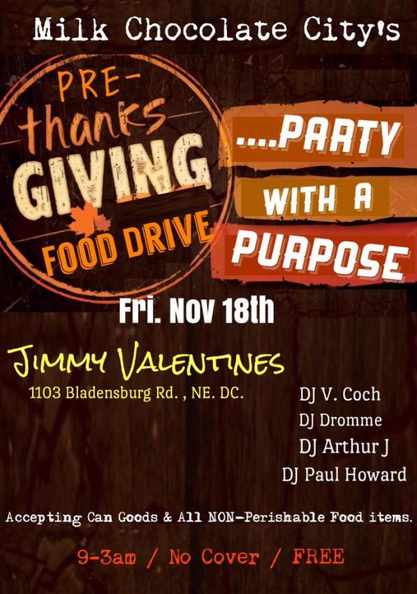 Party with a Purpose at Jimmy Valentine's Lonely Hearts Club