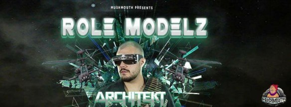 Role Modelz (D.C. Rave) with Shockey, DÆD DÏGITAÍ, Nolweez, Architect & Toymaka at 3701 Benning Rd